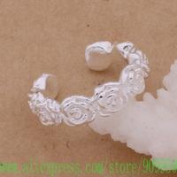 AR202 925 sterling silver ring, 925 silver fashion jewelry, floribunda /cinakzua ebwamtda