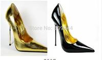 14cm metal steel with sexy high heels nightclub 35 yards -49 yards JS-A16