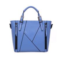 New Arrival Fashion women bags handbag lady pu handbag leather Shoulder crack bags Lady messenger bag PL316#78