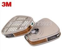 6001cn organic vapor respirator anti paint mask filter cartridge for 6200 7502