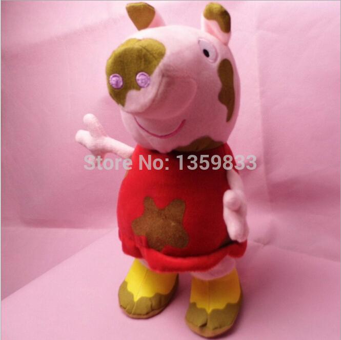 Promoción de cerdo de peluche de color rosa - Compra cerdo de ...