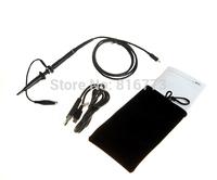 "DSO201 ARM Nano Pocket Portable Digital Oscilloscope DS201 DSO Mini 2.8"" with USB Cable+Limt Bag+Probe"