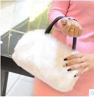 Free shipping 2014 women's winter handbag fashion small bag messenger bags woman lady white black