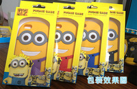 100pcs New Arrival /phone5s/5 cartoon mobile phone sets of silicone protective shell free shipping