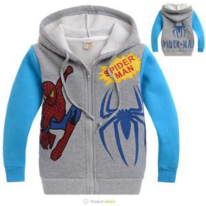 Толстовка для мальчиков Brand 1 /spiderman , sweatershirt C146