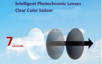 Acclimates 1.56 photochromic lenses grey&brown