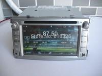 Car Radio Audio DVD Player Android 4.4.2 GPS For KIA SOUL 2010~2012 Retail/PC Free Shipping
