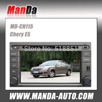 in dash dvd players Car Radio Audio Car Media Player for Chery E5 Sat Nav Gps 2 din car multimdia system