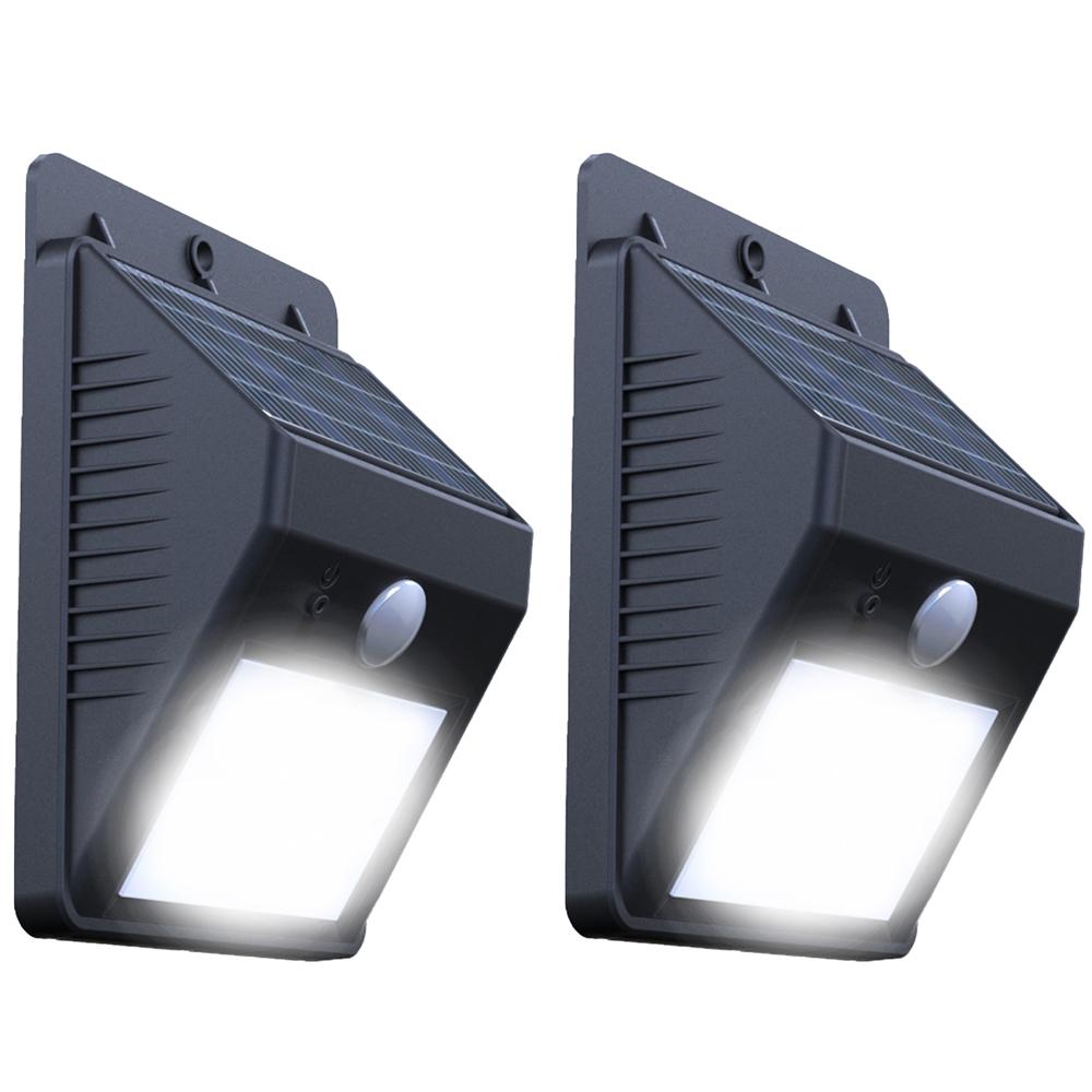 Solar-Motion-Lamp-Wall-Mounted-Ray-PIR-Motion-Sensor ...
