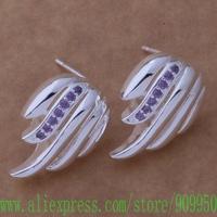 AE586 925 sterling silver earrings , 925 silver fashion jewelry , nice sea grass /bfdajwka gifaozma