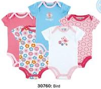 5 pcs/lot carter baby rompers atacado roupas para bebe baby girl  bebe clothing