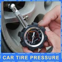 High precision metal Car tire pressure table car tire pressure table tire pressure gauge tyre pressure gauge air gauge