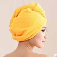 thickening dry hair hat super absorbent quick-drying cap dry hair towel shampoo HD1021