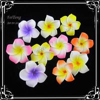 Wholesale - 50PCS/Lot  fashional PE eggs floral eggs flower without hair clip