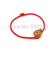Fumanduo / money full purse red rope bracelet this animal year red rope Kaiyun as gift