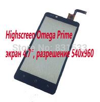 "Highscreen Omega Prime  4.7""  540x960 SmartPhone Touch screen Digitizer Glass Sensor"