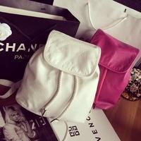 In Stock 2014 korea  Hot Selling Old Ultra-soft Washed Leather Shoulder Bag Mochila Bolsa Vintage Bag