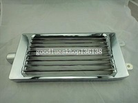 Radiator Grill Cover Chrome Fit For CBR VTX 1300 R S C L05