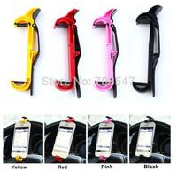 Smart Clip Car Mount Bracket Car Steering Wheel Holder Universal Mobile Phone Holder Smart Stand 100pcs/lot