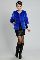 fourrure Fashion Imitation mink coat Korean women short paragraph lazy rabbit Korea imported mink fur coat