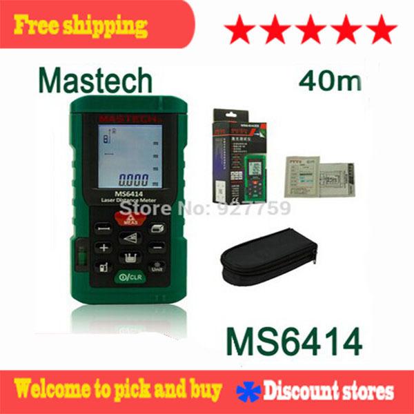 Лазерный дальномер MASTECH MS6416 40 MS6414  дальномер meet ms 982