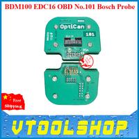 2014 Hot Promotion Superior Quality BDM100 EDC16 OBD No.101 B0sch Probe Compatible with Optican Dual BDM/Dimsport Pro555/CMD BDM