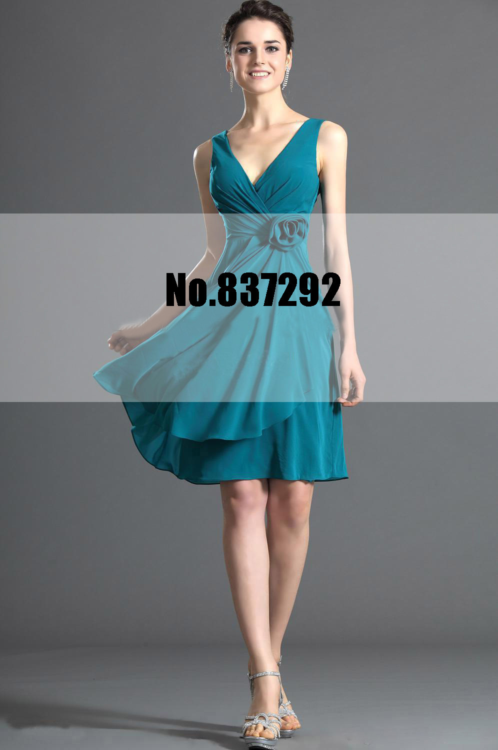 Outstanding Teal Junior Bridesmaid Dresses Photos - All Wedding ...