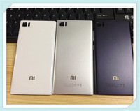 For Xiao Mi3 Full Back Battery Cover Door Black and White and Gold Back Free Shipping