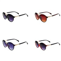 Fashion models wild toad metal frame sunglasses  tide sunglasses  for men and women