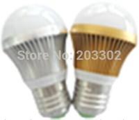 3W led bulb parts with E27-E14-B22-E17-E12-B15 lampbase