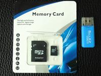 Micro SD Card 32G 64GB Class 10 Memory Card Flash Cards Micro SDXC SDHC Microsd TF Adapter USB Reader MicroDream Free Shipping
