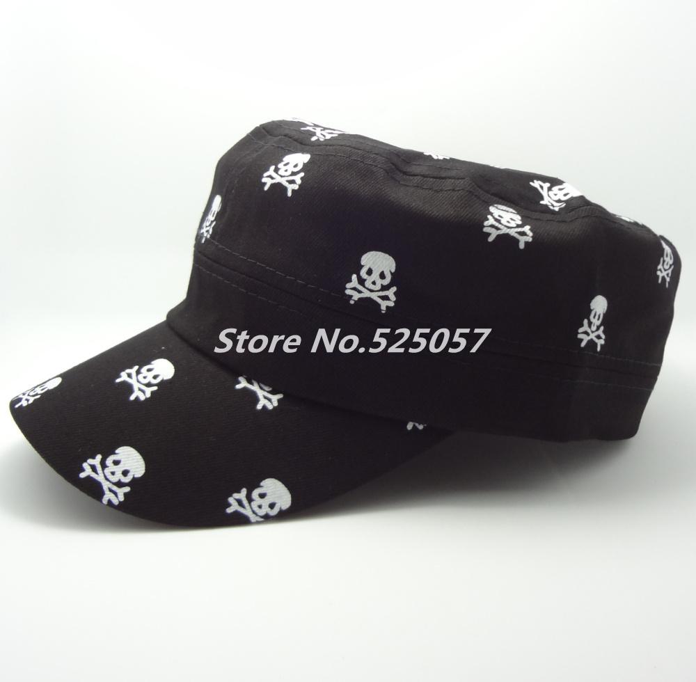 free shipping black skull print shading Hat Hunting Camping Cycling Fishing Army baseball Caps Military Tactical Solider(China (Mainland))