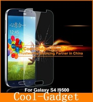 Explosion-Proof 0.3mm 9H 2.5D Tempered Glass Film Screen Protector for Samsung Galaxy S4 i9500 100pcs With Retail Pack MSP615