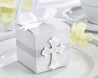 "Free Shipping, 100 sets party Decorations ""Blessings"" Favor Box  Wedding Gifts, On Sale!!!"