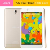 Original Ainol AX Fire Flame Android4.4 Tablet PC 2GB RAM 32GB ROM  Octa Core 1.7GHz  IPS 1920x1200 5MP Camera WCDMA GSM