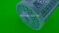 5pcs/lot E27 E14 B22 40W home body Induction Lamp Bulb New Sensor LED Corn Light 2835 SMD 182 leds 110V or 220V with CE ROHS