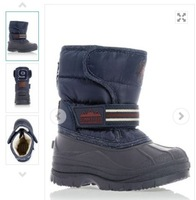 Next 2014 thermal snow boots male child waterproof skiing boots wading shoes children boots