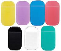 Via Fedex IP, car anti slip mat,sticky pad, anti slip Pad for car phone slip mat sticky pad Powerful Silica Gel PU Mat, 3000PCS