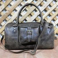 New Retro Vintage Fashion Casual Genuine Leather Cowhide Oil Wax Leather Men Handbag Travel Bag Messenger Bag Bags For Men 6333