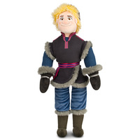 Wholesale 10pcs/lot Frozen Doll Kristoff plush doll 53cm Christmas gift new year toy Kids Dolls for baby