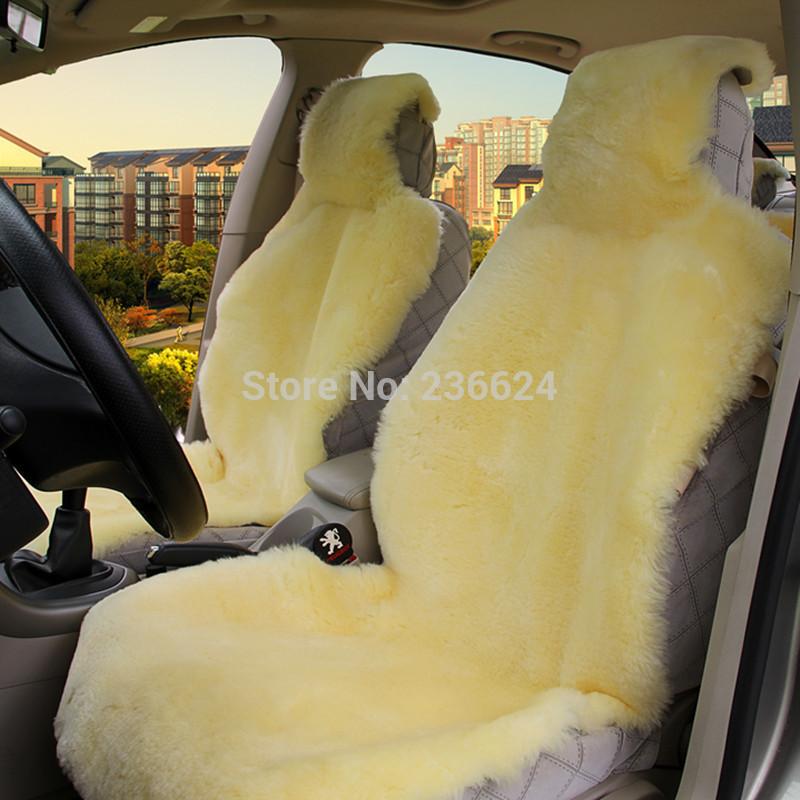 sheepskin car seat cover. car seat cushion winter short wool car cushion /car seat cover(China (Mainland))