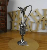 Vintage Metal Vases  flower vase home decor arts and crafts personalized gifts