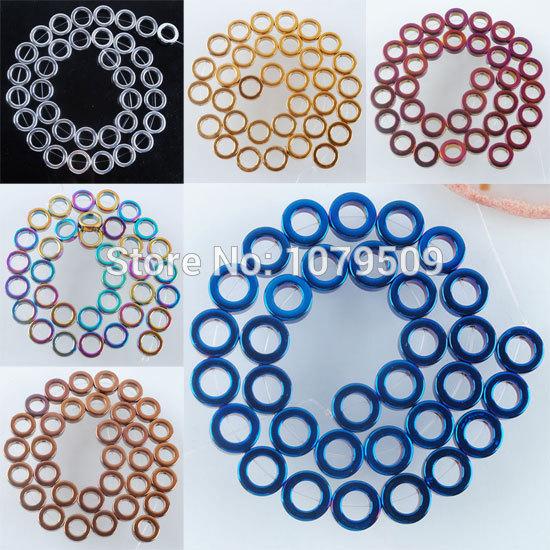 Free shipping Fashion Jewelry Hematite 12MM Round Loose Beads 15 1/2 '' VBG137(China (Mainland))