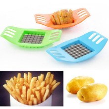 New 2014 Stainless steel potato cutting device square slicers cut fries device free shipping(China (Mainland))