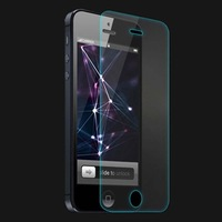 High quality 0.3mm Tempered Glass Film Screen Protector For iPhone 4 4G 4S 4C