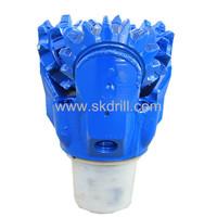 solidkey 12 1/4 IADC 127 steel tooth tricone bit / rock roller bit
