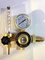 Outer Thread Argon Pressure Regulator Gas Flowmeter for Tig/Mig Welding