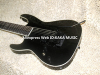 Left Handed 7 strings  Electric Guitar Wholesale Guitars Free Shipping Musial instruments