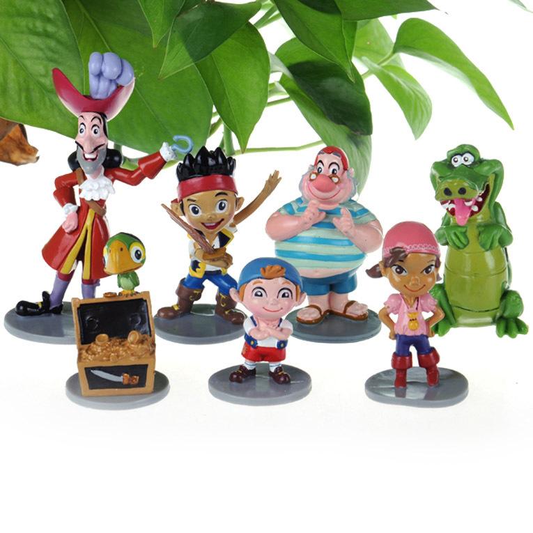 Jake And The Neverland Pirates Figures Jake And The Neverland Pirates