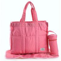 L0003 Mother Baby Diaper Bag Shoulder Totes Eco-friendly Nappy Maternity Bags Women Handbag Travel Bag